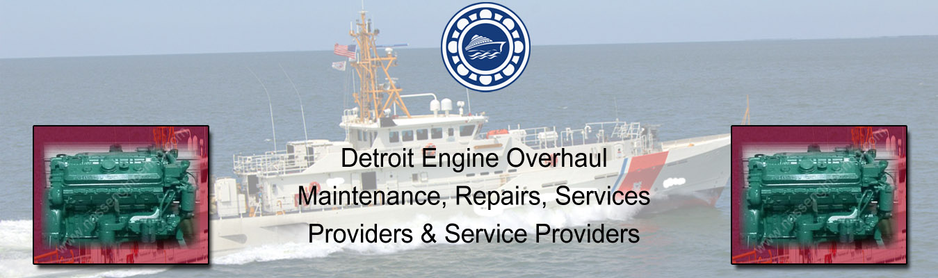 Detroit Engine Overhaul