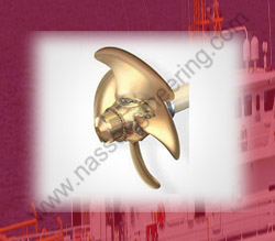 Rolls Royce Controllable Pitch Propeller