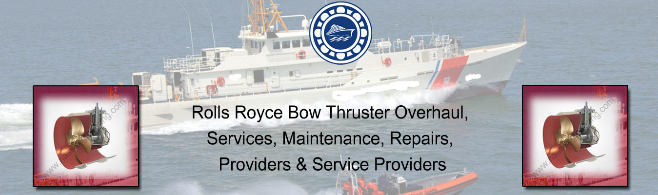 Rolls Royce Bow Thruster Overhaul